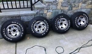 1994 1996 F150 Ford Bronco Oem Wheels And Tires