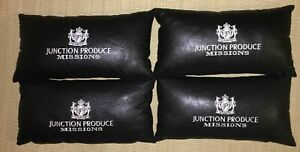 Junction Produce Vip Leather Luxury Car Seat Backrest Cushion Pillows