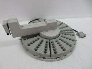 Hp Agilent 7673 Gas Chromatrograph Autosampler Tray With Trays 18596c