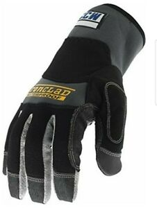 Ironclad Ccw Cold Condition Waterproof Windproof Dupont Work Gloves L 2pr Bundle