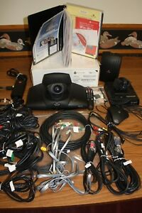 Polycom Viewstation Model Pvs 14xx Videoconferencing Complete Working System
