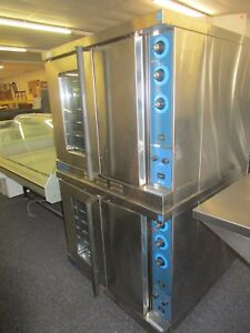 Duke 6 13 Double Stack Electric Convection Oven