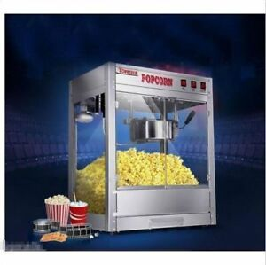 High Quality Popular Popcorn Machine Popcorn Maker Commercial Popcorn Machine U