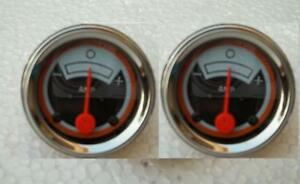 Ammeter Fits Oliver Tractor 1550 1555 1650 1655 1750 1755 850 1950 158583a