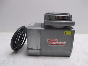 Dayton Electric 115 Volt 4 2 Amp Speedaire Air Compressor vacuum Pump 2z866