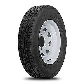 Duraturn St Radial St225 75r15 E 10pr Bsw 4 Tires