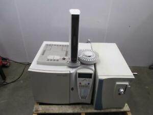 Thermo Finnagan Trace Gc Gas Chromatograph With Polaris Q Mass Spectrometer