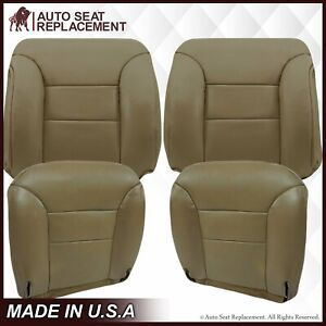 1995 To 1999 Gmc Sierra Chevy Tahoe Suburban Seat Cover Tan Choose Your Option