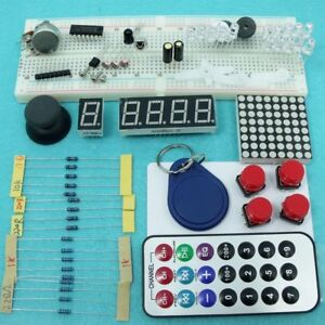 Rfid Master Kit With Motor Relay Lcd Servo 1602 Uno R3 For Arduino Avr Starter