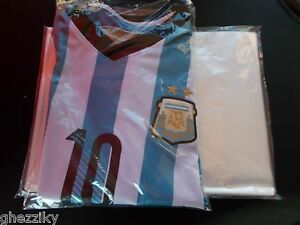 3000 9 x 12 Clear Poly T Shirt Plastic Apparel Bags 2 Flap Best Quality Uline