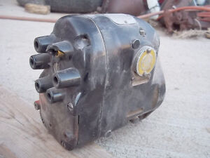 American Bosch Tractor Magneto Mrf6a314 Harris Mccormick Case Caterpillar 6 Cyl