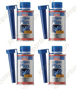 Octane Plus 150ml By Lubro Moly Made In Germany Octane Booster pack Of 4