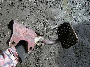 Farmall 504 544 656 Rowcrop Tractor Adjustable Ihc Step W Mounting Bracket