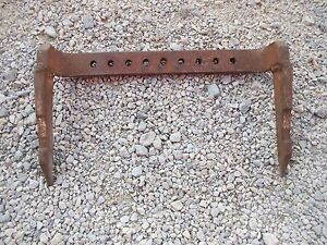 Farmall 450 560 504 544 706 806 Tractor Fasthitch 2pt Thick Drawbar Draw Bar
