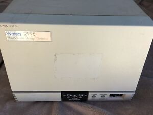 Waters 2996 Pda Laboratory Photodiode Array Detector Hplc Chromatography