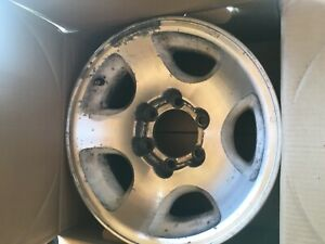 Complete Set Of Toyota Land Cruiser Forged 16 Inch Oem Wheels 1993 1997 Trudansa