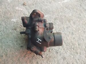 Farmall H Hv Early Sh Tractor Ih Ihc Original Working Carburetor Assembly H Ih