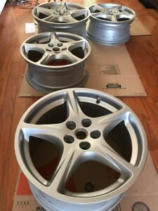 Ferrari 612 Wheel Rims Scaglietti california 612 599 458 ff f12 oem Set Of 4