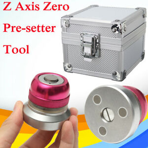 Z Axis Zero Pre setter Tool 50 0 005mm Determinator Photoelectric Set For Cnc
