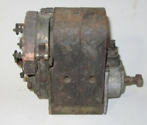 Antique Robert Bosch Du4 Model Mod 5 Magneto Tractor Motorcycle Aviation German