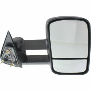 New Front Right passenger Side Towing Mirror For Chevy gmc Trucks 1992 1999