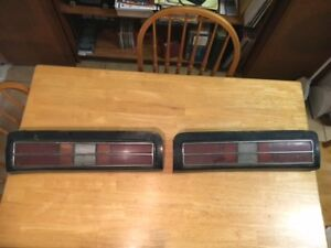 1973 Pontiac Grand Am Tail Lamps Used Good Driver Quality