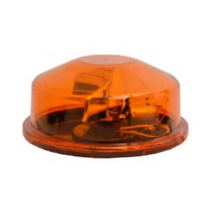 C1169hma 24 New Amber Pancake Light Made To Fit Caterpillar Industrial Models