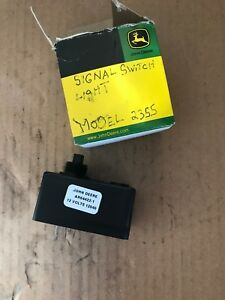 Ar64422 New Oem John Deere Signal Switch Light