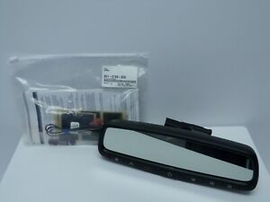 New Oem Hyundai Sonata 12 14 Mirror Auto Dimming W Compass Bluelink Homelink