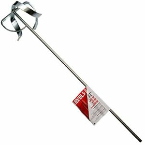 Pro Grade 32 Paint And Drywall Mud Mixer 7 Head Joint Compound Grout 5
