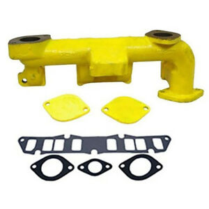 G2042 A39231 Exhaust Manifold For Case 310d 470 420b 430 480b 530 570 580 580b