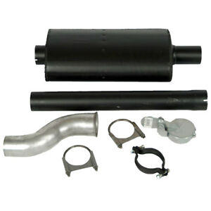 Muffler Pipe Kit For John Deere Tractor 2940 2950 2955 3055 3150 3155