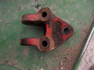 Case 830 Diesel Rowcrop Tractor 3pt Eagle Hitch Center Top Link Holder Bracket