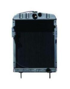 351798r92 Radiator For International M Super M Super Mdv W6 Super W 6