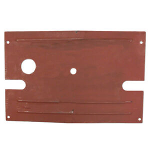 49052dd Radiator Mud dust Panel For International Ih Farmall M Mv Super M Smta