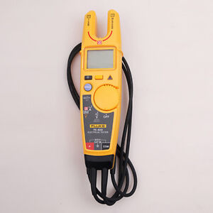 Fluke T6 600 Clamp Continuity Current Electrical Tester Non contact Voltage Test