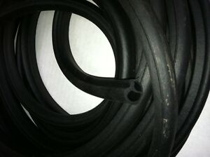 1964 1970 Chevy Van Front Door Weatherstrip Pair