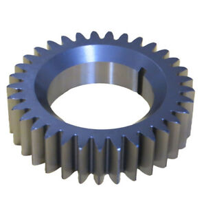 4p7827 Crankshaft Gear Fits Caterpillar Dump Truck Cat 65c 65d 3306 3406 815f