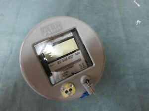 Abb Solid State Watthour Meter Type A1d
