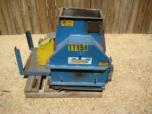 Jacobson Hammermill Model 120b 3 Hp 3600 y1