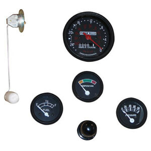 Select O Speed 6v Instrument And Gauge Kit For Ford New Holland Nh 801 901 4000
