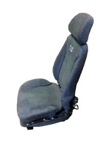 Caterpillar High Back Seat With Suspension 24 Volt