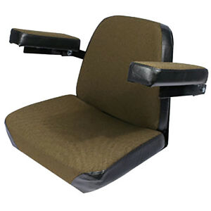 Cs100 2f Complete Seat Assembly For John Deere 105 3300 4400 55 6600 6602 6620