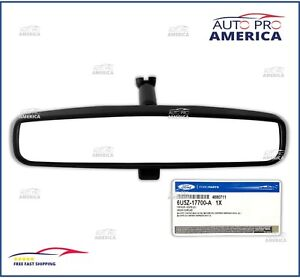 Ford Oem Rear View Mirror W Manual Dimming Ford E Series Superduty 6u5z17700a