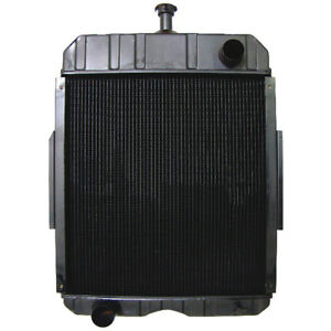 65426c1 New Radiator Made To Fit Case ih Tractor Models 544 656 666 706 756 766