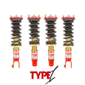 Function Form For 88 91 Honda Civic Ef Type 1 Height Adjustable Coilover Kit
