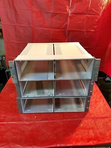 Tektronix Rack Mount Case Metal Aluminum