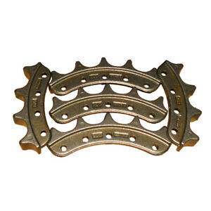 Cr6602 1979677 Rear Sprocket Segments For Caterpillar Dozer D5c D5g 1979678