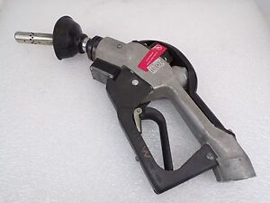 Opw 11vai 68 Gas Fuel Dispensing Nozzle Color Black Used