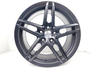 17x7 5 5x114 3 Custom Wheels Rims Set Of 4 Gun Metal New